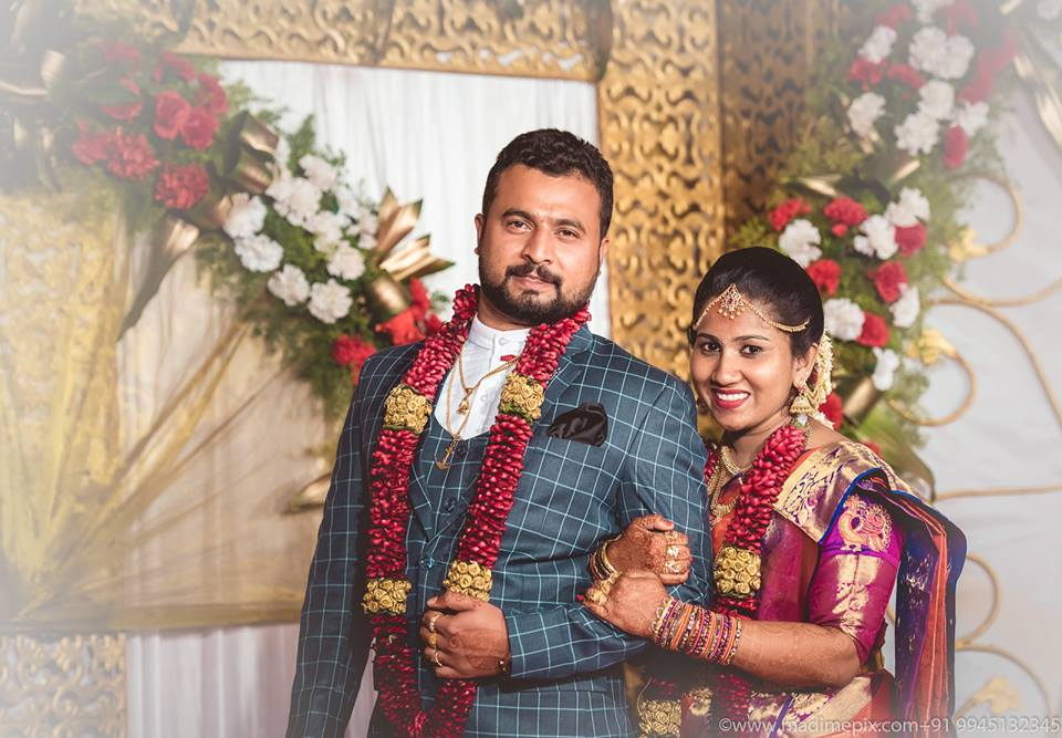 Sudha weds Mohith